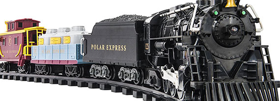 Polar express model train